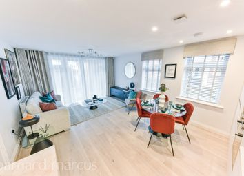 Thumbnail 2 bed flat for sale in Cavendish Road, Sutton, Surrey