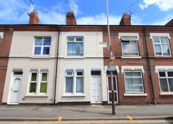 Thumbnail 2 bedroom terraced house to rent in Burnmoor Street, West End, Leicester