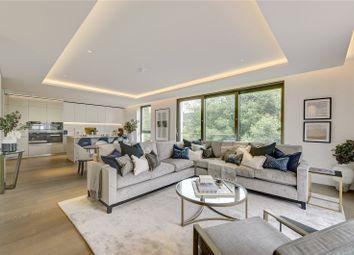 Thumbnail 3 bed flat for sale in Holland Park Villas, 6 Campden Hill, Kensington, London