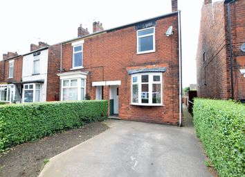 Thumbnail 3 bedroom semi-detached house for sale in Victoria Road, Scunthorpe