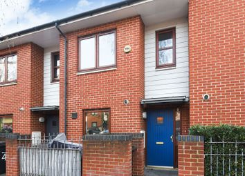 Thumbnail 2 bed terraced house for sale in Leather Road, London