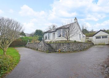 Thumbnail 3 bed detached bungalow for sale in St. Michaels Road, Ponsanooth, Truro