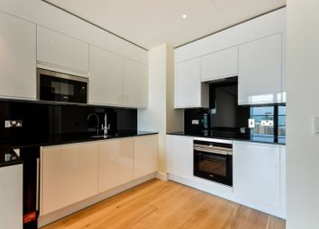 Thumbnail 1 bed flat to rent in Waterview Drive, Greenwich