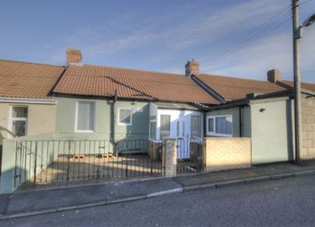 Thumbnail 2 bed bungalow for sale in Second Street Watling Street Bungalows, Leadgate, Consett