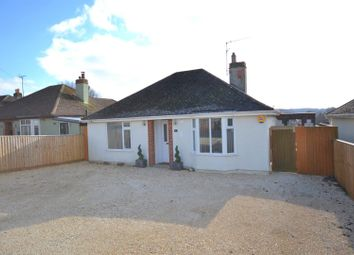 Thumbnail 3 bed detached bungalow for sale in Hill View, Bradpole, Bridport