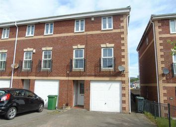 Thumbnail 3 bedroom town house to rent in Heol Dewi Sant, Birchgrove, Cardiff