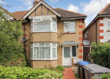 Thumbnail 1 bed maisonette to rent in Logan Road, Wembley