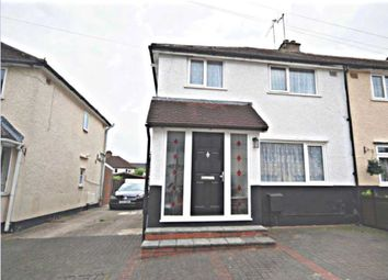 Thumbnail 3 bedroom end terrace house for sale in Napsbury Avenue, London Colney, St.Albans