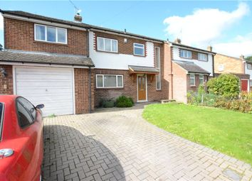 Thumbnail 4 bed semi-detached house for sale in Longview, Beaconsfield, Bucks
