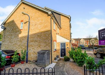 Thumbnail 3 bed end terrace house for sale in Kendall Gardens, Gravesend