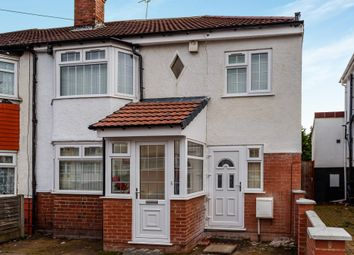 Thumbnail 4 bedroom semi-detached house for sale in Coles Lane, West Bromwich