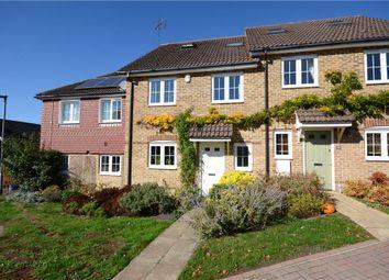 Thumbnail 4 bed terraced house for sale in Chislett Gardens, Sandhurst, Berkshire