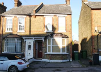 Thumbnail 2 bed semi-detached house for sale in Sheals Crescent, Maidstone