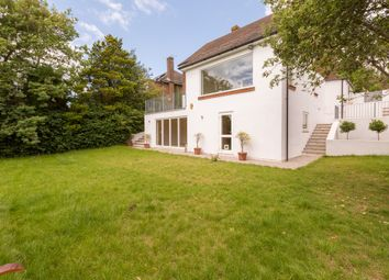 Thumbnail 5 bedroom detached house for sale in Hill Brow, Hove