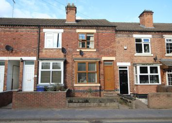Thumbnail 2 bed terraced house to rent in Forest Road, Burton-On-Trent