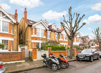 Thumbnail 7 bed semi-detached house for sale in Kitson Road, Barnes, London