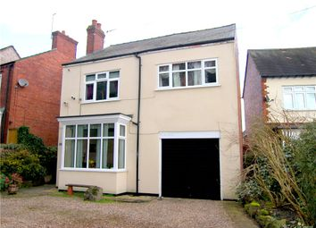 Thumbnail 3 bedroom detached house for sale in The Green, Swanwick, Alfreton