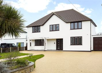 Thumbnail 5 bed detached house for sale in Links Road, Ashtead, Surrey