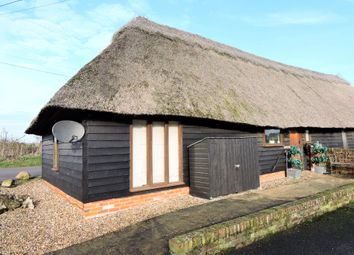 Thumbnail 3 bed barn conversion to rent in Grange Lane, Little Dunmow
