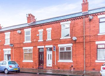 Thumbnail 3 bed terraced house for sale in Newport Street, Salford