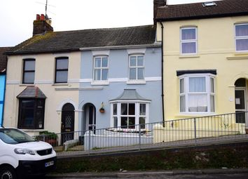 Thumbnail 4 bed terraced house for sale in Lewes Road, Newhaven, East Sussex