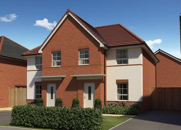 """Thumbnail 3 bed end terrace house for sale in """"Palmerston"""" at Yalberton Road, Paignton"""