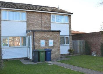 Thumbnail 2 bed flat to rent in Glenmere Close, Cambridge