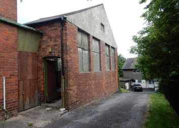Thumbnail Warehouse for sale in Former Scout Hut, Knox Street, Walney Island, Barrow In Furness, Cumbria