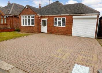 Thumbnail 3 bed detached bungalow for sale in Church Road, Oxley, Wolverhampton