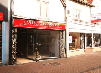 Thumbnail Retail premises to let in High Street, Chesham