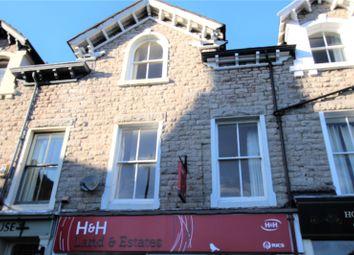 Thumbnail 2 bed maisonette for sale in The Flat, London House, Main Street, Grange-Over-Sands, Cumbria