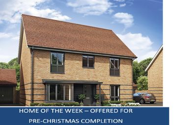 Thumbnail 4 bed detached house for sale in Little Colliers, Little Colliers Field, Great Oakley, Corby