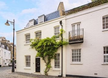 Thumbnail 3 bed mews house to rent in Chesham Mews, Knightsbridge SW1X, Knightsbridge, Sw1X,