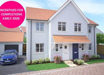 3 bed semi-detached house for sale in Walters Field, Roundswell, Barnstaple EX31