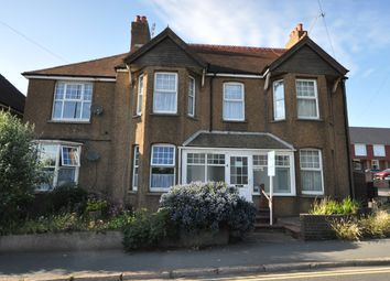 Thumbnail 1 bed flat for sale in Little Common Road, Bexhill