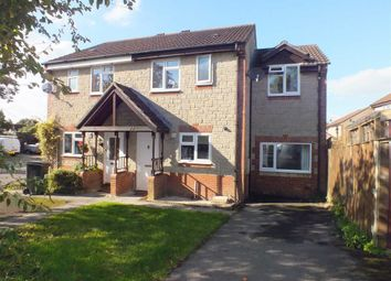 Thumbnail 3 bed semi-detached house for sale in Kingfisher Drive, Westbury, Wiltshire