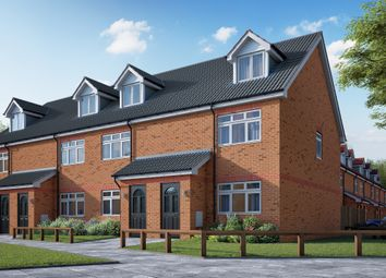 Thumbnail 3 bed semi-detached house for sale in Rosebank Court, Stockton-On-Tees