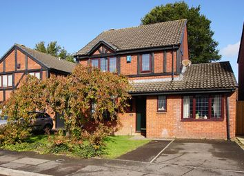 Thumbnail 3 bed detached house for sale in Homefield, North Yate, Bristol