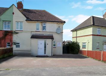 Thumbnail 4 bed semi-detached house for sale in Hilton Road, Ipswich
