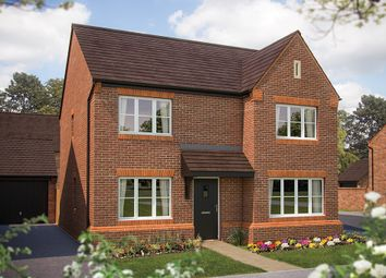 "Thumbnail 4 bed detached house for sale in ""The Canterbury"" at Heyford Park, Camp Road, Upper Heyford, Bicester"