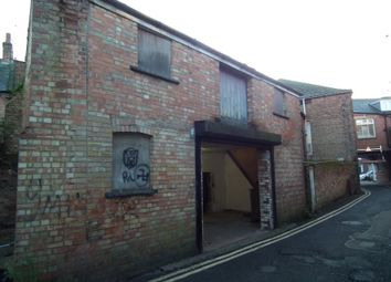 Thumbnail Warehouse for sale in The Warehouse, Castle Mews, Wisbech, Cambridgeshire