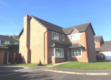 Thumbnail 4 bed detached house for sale in Llys Delyn, Holywell, Flintshire.