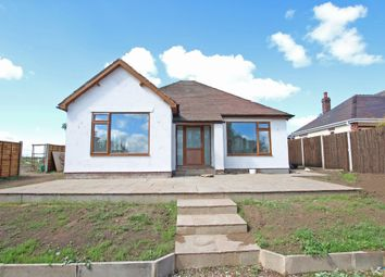 Thumbnail 4 bed detached bungalow for sale in Woodland Road, Stanton, Burton-On-Trent, Staffordshire