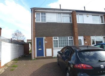 Thumbnail 3 bed property to rent in Nimmings Road, Halesowen
