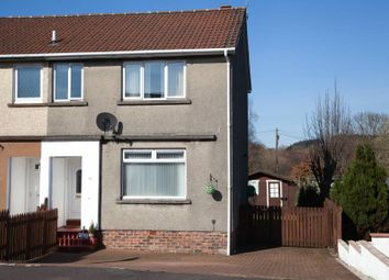 Thumbnail 2 bed end terrace house for sale in 75 Innes Park Road, Skelmorlie