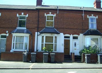 Thumbnail 4 bedroom shared accommodation to rent in Barford Road, Edgbaston, Birmingham