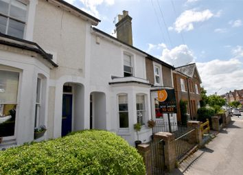 Thumbnail 2 bed terraced house to rent in Yorke Road, Reigate