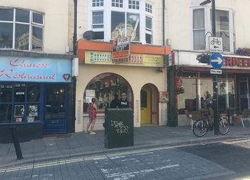 Thumbnail Restaurant/cafe to let in 26 Preston Street, Brighton, East Sussex