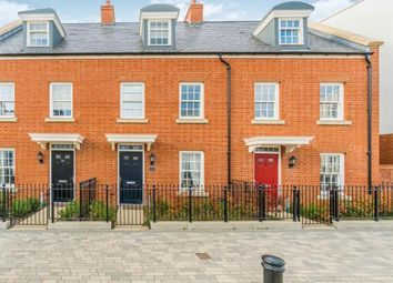 Thumbnail 3 bed end terrace house for sale in Sherford, Plymouth, Devon