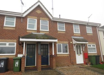 Thumbnail 2 bed town house for sale in Wooll Drive, North Walsham